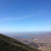 Photo taken at Otay Mountain Truck Trail by Tom N. on 11/3/2012