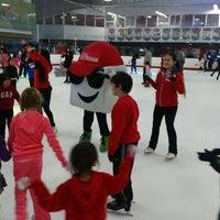 Photo taken at San Diego Ice Arena by Nikos on 10/19/2013