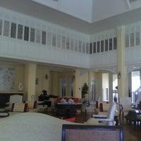 Photo taken at Dheva Mantra Resort & Spa (เทวมันตร์ทรา) by nop_dol m. on 9/24/2012