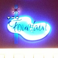 Photo taken at The Fountain Eats & Sweets by Chris C. on 2/11/2013