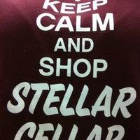Photo taken at The Stellar Cellar by Christie E. on 2/7/2013