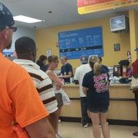 Photo taken at Walmart Supercenter by Petey P. on 6/21/2013