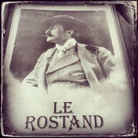 Photo taken at Le Rostand by Fabrice B. on 9/26/2013