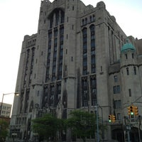 Photo taken at Masonic Temple by Geebs on 5/19/2013