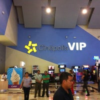 Photo taken at Cinépolis by Brenda Idalia on 3/24/2013