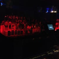 Photo taken at Area Ultra Lounge by Paula on 10/12/2012