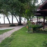 Photo taken at Sai Keaw Beach by Julia T. on 10/6/2012