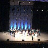 Photo taken at Sala Palatului by Loredana L. on 12/21/2012