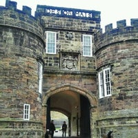 Photo taken at Skipton Castle by Alex I. on 10/10/2012