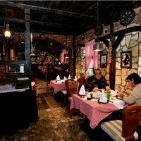 Photo taken at Konoba Didov san by Leonard T. on 12/4/2012