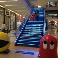 Photo taken at Dot Baires Mall by Emmanuel N. on 8/8/2013