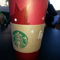 Photo taken at Starbucks by Tulsa I. on 11/24/2012