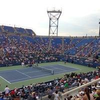 Photo taken at US Open Tennis Championships by Yukari on 8/27/2013