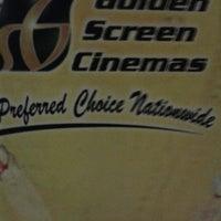 Photo taken at Golden Screen Cinemas (GSC) by Mavis O. on 5/19/2013