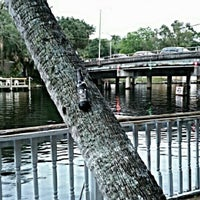 Photo taken at Hillsborough River by Brian S. on 4/26/2015