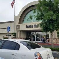 Photo taken at Visalia Mall by Ben J. D. on 4/18/2014