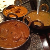 Photo taken at Mehfil Indian Cuisine by Bkwm J. on 3/24/2013