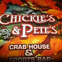 Photo taken at Chickie's & Pete's by Dan K. on 3/3/2013