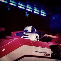 Photo taken at Star Tours - The Adventures Continue by Krystal U. on 2/4/2013