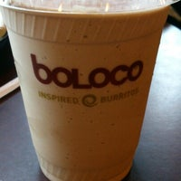 Photo taken at Boloco by Gustavo on 11/23/2012
