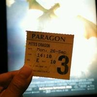Photo taken at Paragon XXI by Delinda J. on 9/27/2016