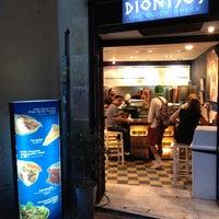 Photo taken at Dionisos Quick Greek by Dimitris on 6/23/2013