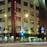 Photo taken at Best Western River North Hotel by Best Western Georgetown on 2/19/2014