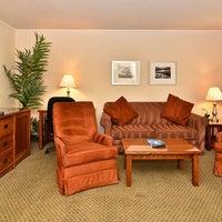 Photo taken at Best Western Station House Inn by Best Western Georgetown on 2/18/2014