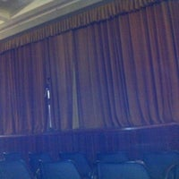 Photo taken at Teatro Monte Calvário by Gustavo M. on 11/10/2012