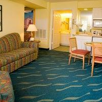 Photo taken at Nickelodeon Suites Resort by Nickelodeon Suites Resort on 3/11/2014