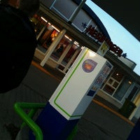 Photo taken at Hesburger - Liepāja Neste by Вилен О. on 3/28/2013
