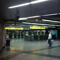 Photo taken at Metrovalencia Xàtiva by David on 4/12/2014