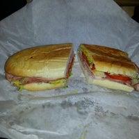 Photo taken at Brocato's Sandwich Shop by Chris H. on 9/25/2012