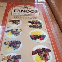 Photo taken at Fanoos Grill by Michelle R. on 6/30/2013