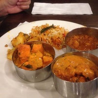 Photo taken at Aahar Indian Cuisine by Michael G. on 5/28/2014