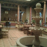 Photo taken at Cafe La Casa by Jonathan G. on 2/3/2013