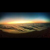 Photo taken at Turtle Beach by Jason H. on 12/7/2012