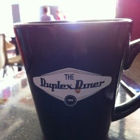 Photo taken at Duplex Diner by Scott on 7/6/2013