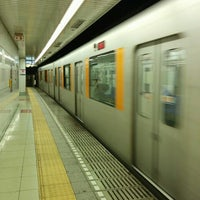 Photo taken at Hanzomon Line Kiyosumi-shirakawa Station (Z11) by Kei on 9/14/2016