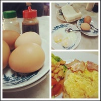 Photo taken at HUP MAY The Casual Coffee Shop (合味) by Jasper S. on 5/12/2013