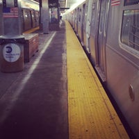 Photo taken at MTA Subway - Middle Village/Metropolitan Ave (M) by Dana on 11/16/2012
