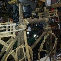 Photo taken at Dixon's Bike Shop by Crystal C. on 11/10/2012