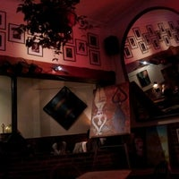 Photo taken at Dickens Pub by Dany B. on 12/31/2012