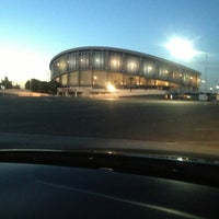 Photo taken at Arizona Veterans Memorial Coliseum by Becca @GritsGal on 3/3/2013