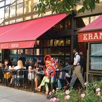 Photo taken at Kramerbooks & Afterwords Cafe by Kramerbooks & Afterwords Cafe on 12/20/2013