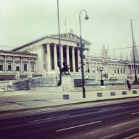 Photo taken at Parlament by Gianmarco on 1/1/2013