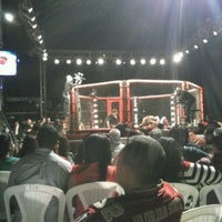 Photo taken at Pharaohs - Ringside by Guanabroder F. on 12/15/2013