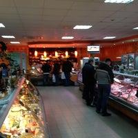 Photo taken at Велком by Pasha K. on 11/16/2012