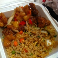 Photo taken at Panda Express by Giovanni on 11/14/2012