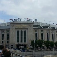 Photo taken at Yankee Stadium by Eliana Marisol V. on 7/13/2013